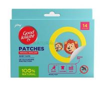 Good knight Patches Personal Mosquito Repellent Pack of 14