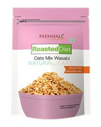 Patanjali Roasted Diet Oats Wasabi